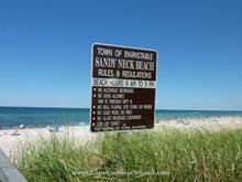 Sandy Neck Beach